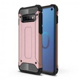 Funda Samsung Galaxy S10 Shock Resistante Rosa