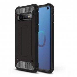 Funda Samsung Galaxy S10 Shock Resistante Negra