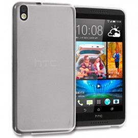 Funda HTC Desire 816 Gel Transparente