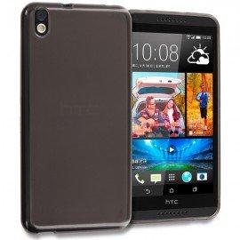 Funda HTC Desire 816 Gel Negra