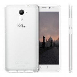Funda Wiko U Feel Prime Gel Transparente