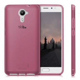 Funda Wiko U Feel Prime Gel Rosa