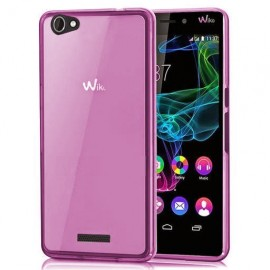 Funda Wiko Ridge 4G Gel Rosa