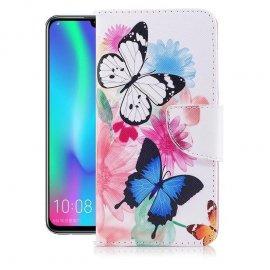 Funda Libro Huawei P Smart 2019 Soporte Mariposa