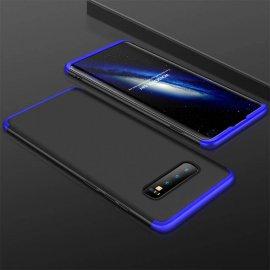 Funda 360 Samsung Galaxy S10 Plus Azul y Negra