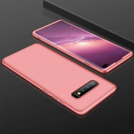 Funda 360 Samsung Galaxy S10 Plus Rosa
