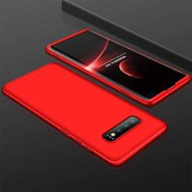 Funda 360 Samsung Galaxy S10 Plus Roja