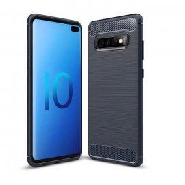 Funda Samsung Galaxy S10 Plus Tpu 3D Azul