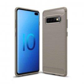 Funda Samsung Galaxy S10 Plus Tpu 3D Gris
