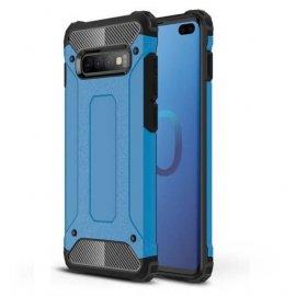 Funda Samsung Galaxy S10 Plus Shock Resistante Azul
