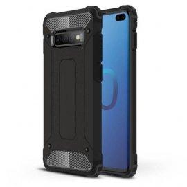Funda Samsung Galaxy S10 Plus Shock Resistante Negra
