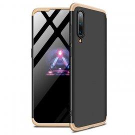 Funda 360 Xiaomi MI 9 SE Dorada y Negra