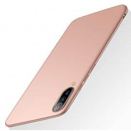 Funda Gel Xiaomi MI 9 SE Flexible y lavable Mate Rosa