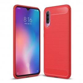 Funda Xiaomi MI 9 SE Tpu 3D Roja