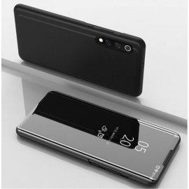 Funda Libro Smart Translucida Xiaomi MI 9 SE Negra
