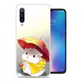 Funda Xiaomi MI 9 SE Gel Dibujo Ratoncito
