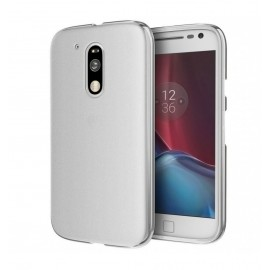 Funda MOTO G4 Gel Transparente