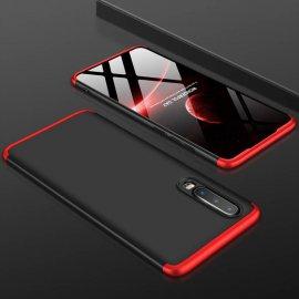 Funda 360 Huawei P30 Roja y Negra