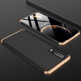 Funda 360 Huawei P30 Dorada y Negra
