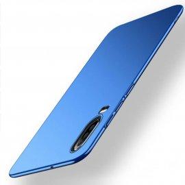 Funda Gel Huawei P30 Flexible y lavable Mate Azul