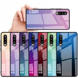 Funda Huawei P30 Tpu Trasera Cristal