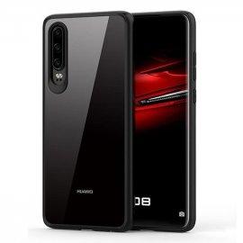 Funda Flexible Huawei P30 Gel Dual Kawax Negra