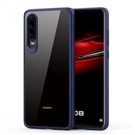 Funda Flexible Huawei P30 Gel Dual Kawax Azul