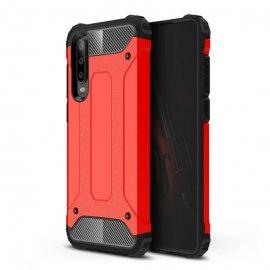 Funda Huawei P30 Shock Resistante Roja