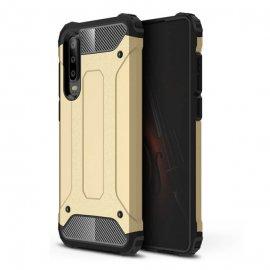 Funda Huawei P30 Shock Resistante Dorada