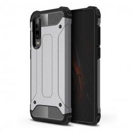Funda Huawei P30 Shock Resistante Plata