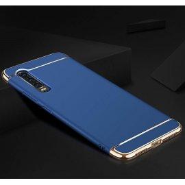 Funda Huawei P30 Cromadas Azul