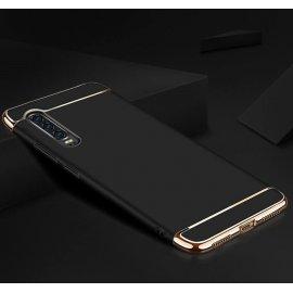 Funda Huawei P30 Cromadas Negra