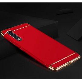 Funda Huawei P30 Cromadas Roja