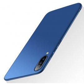Funda Gel Xiaomi MI 9 Flexible y lavable Mate Azul