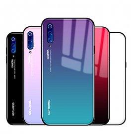 Funda Xiaomi MI 9 Tpu Trasera Cristal