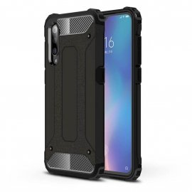 Funda Xiaomi MI 9 Shock Resistente Negra
