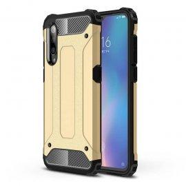 Funda Xiaomi MI 9 Shock Resistente Dorada