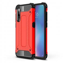 Funda Xiaomi MI 9 Shock Resistente Rojo