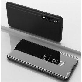 Funda Libro Smart Translucida Xiaomi MI 9 Negra