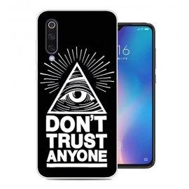 Funda Xiaomi MI 9 Gel Dibujo Confianza