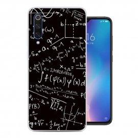 Funda Xiaomi MI 9 Gel Dibujo Formulas