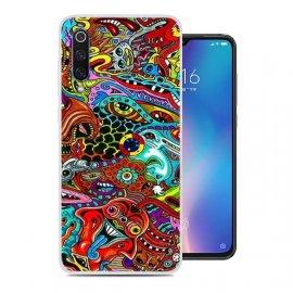 Funda Xiaomi MI 9 Gel Dibujo Psico