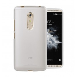Funda Gel ZTE Axon 7 Flexible y lavable Transparente