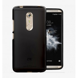 Funda Gel ZTE Axon 7 Flexible y lavable Negra