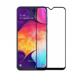 Protector Pantalla Cristal Templado Samsung Galaxy A50 Negro