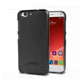 Funda Gel ZTE Blade S6 Flex Flexible y lavable Negra