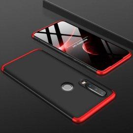 Funda 360 Huawei P30 Lite Roja y Negra