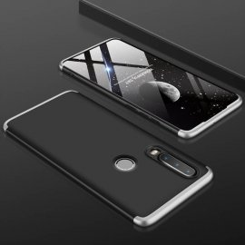Funda 360 Huawei P30 Lite Gris y Negra
