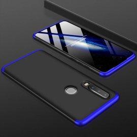 Funda 360 Huawei P30 Lite Azul y Negra