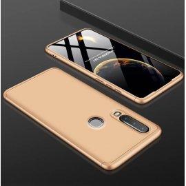 Funda 360 Huawei P30 Lite Dorada